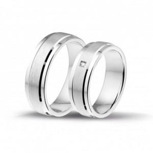 Zilveren relatieringen en vriendschapsringen bij Juwelier Le Cloc Caduc in Boxtel