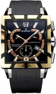 Edox horloge 01504-357RN-NIR